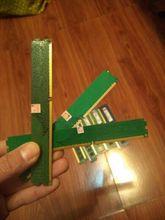拆机金li0顿DDRua00单双面台式机内存条