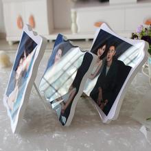 24寸li式水晶摆台un放大挂墙影楼拉米娜款画相框相片