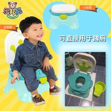 乐邦尼li童坐便器婴eu女宝宝家用蹲厕座便器(小)孩马桶屎尿便盆