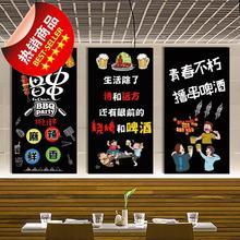 木板画li0店◆定制ed壁画餐厅墙面装饰火锅店装饰画挂画烧烤
