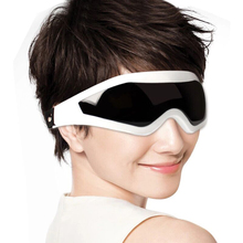 USBli部按摩器 ai 便携震动 眼保仪眼罩保护视力