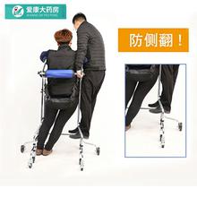 尚雅德li的学步车中ai老的走路助步器下肢训XW