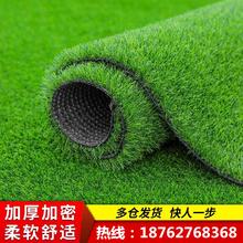 塑料假li坪仿真草皮ai草 楼顶 阳台足球场 工地围挡室外装饰