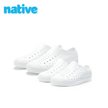 Nativeli男女鞋儿童al2020新款Jefferson凉鞋EVA洞洞鞋