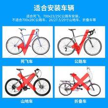自行车lj充气轮胎死sl车胎700x23实心胎。