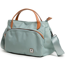 [locan]时尚手提包简约尼龙牛津帆