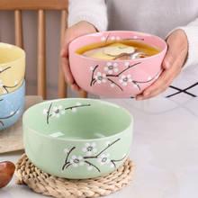 4.2lo寸6.5寸ch汤碗面碗家用饭碗陶瓷创意沙拉碗拉面碗