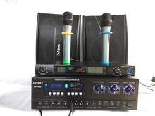 新品大lo率舞台设备enK音箱户外演出会议10寸家庭KTV音响套装