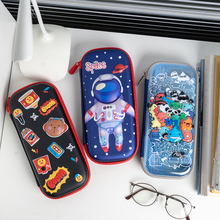 创意儿lo笔袋(小)学中ch儿园铅笔盒女生男童文具袋多功能文具盒