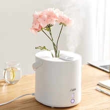 Aiplsoe家用静nh上加水孕妇婴儿大雾量空调香薰喷雾(小)型