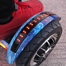 双轮儿lu自动平衡车in的代步车智能体感思维带扶杆