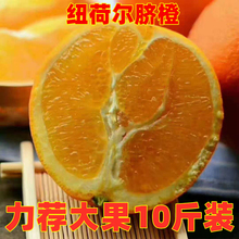 新鲜纽lu尔5斤整箱ou装新鲜水果湖南橙子非赣南2斤3斤