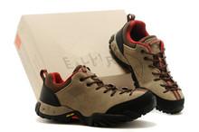 外贸原lz正品户外鞋fr动休闲鞋反绒皮低帮防滑防水透气登山鞋