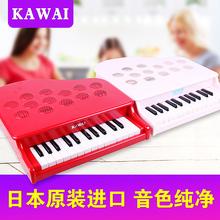 日本kmawai宝宝tt孩初学入门弹奏音乐玩具宝宝多功能3-6
