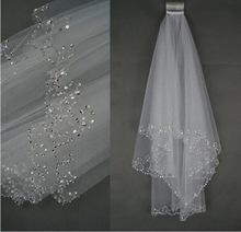 韩式婚ma礼服配件新ag2层精美手工串珠带发梳厂家直销