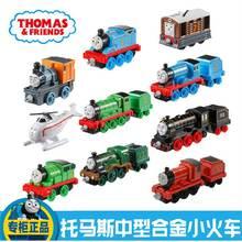 托马斯ma型合金(小)火dr动火车头多式可连接BHR64宝宝男孩玩具