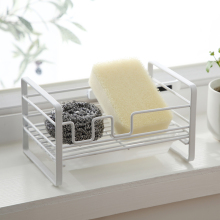 厨房水ma置物架收纳iz沥水架水槽上方刷碗抹布海绵架子