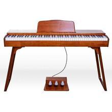 电钢琴。家用便携式钢琴8