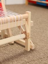 织毛线ma毯针织机器hi织机(小)型家用毛衣创意diy木制