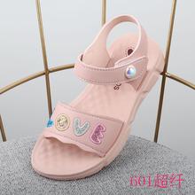女童凉鞋新式女孩沙滩鞋md8款夏季中cd公主女童鞋