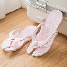 旅行便me式飞机酒店ha器男女超轻防滑洗澡浴室凉拖鞋