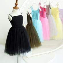 童装女童2me20夏装新mo吊带连衣裙宝宝公主裙女孩纱裙沙滩裙子