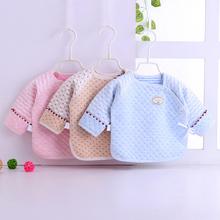[meubl]婴儿保暖纯棉提花无骨半背