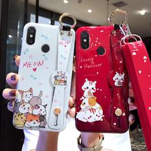 (小)米8手机壳屏幕指纹款(小)米8青春款女mi15(小)米8ha索防摔保护套八软个性全包卡