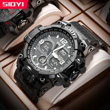 【潮流旅行表】手表男士电子表mi11020ha种兵机械表十大品牌