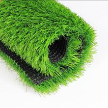 的造地mi幼儿园户外le饰楼顶隔热的工假草皮垫绿阳台