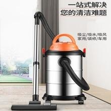 新式工mi吸尘器大功le00W大吸力工厂车间粉尘大型桶式商用。