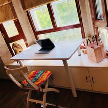 飘窗神mi电脑桌居家to台书桌学生写字笔记本电脑桌学习桌定制
