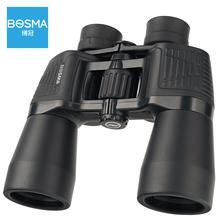 博冠猎mj望远镜高倍kw业级军事用夜视户外找蜂手机双筒看星星