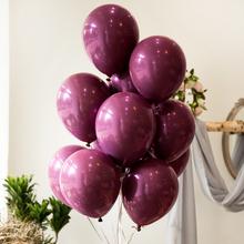 飘空气mj气球装饰结zj装饰气球表白浪漫气球生日少女心气球