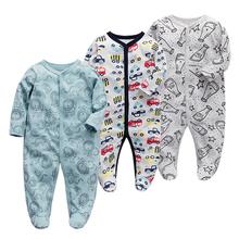 新款婴儿衣服新生幼儿长袖