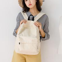 梵花不mm原创新式帆ic学院风双肩包女包背包电脑包学生书包