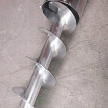 上料机mm升机不锈钢yq送机饲料塑料颗粒(小)型粮食垂直提升