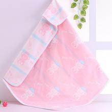 新生儿mn被婴儿包被ui式初生宝宝的纯棉襁褓包巾春夏春(小)被子