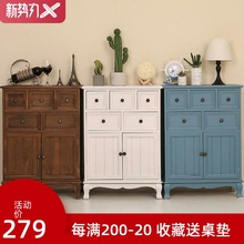 斗柜实mo卧室特价五ns厅柜子简约现代抽屉式整装收纳柜