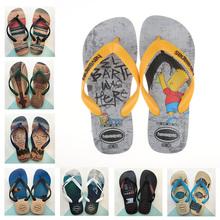 哈瓦那mo字拖男 正di的夏季男式 情侣沙滩鞋