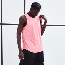 ZONmoID 20di式印花基础背心男宽松运动透气速干篮球坎肩训练服