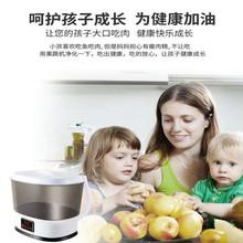 食蔬菜mo材水果肉类la器果蔬洗菜全自动多功能清洗家用机