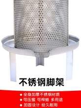 榨汁器mo榨机蜂蜜压la锈钢压蜜机(小)型家用榨蜜机家用摇蜜机