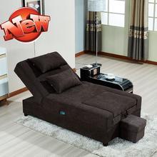 沙h发mo脚躺椅电动tt式按摩沙发床沐足沙发推拿炕边