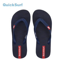 quicksurf男式的字拖鞋mo12色韩款ei潮流外穿个性凉鞋Q525
