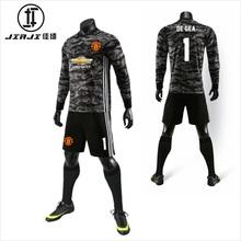 西班牙门将国家装备宝宝mo8球套装曼tf球衣守门员训练服长袖