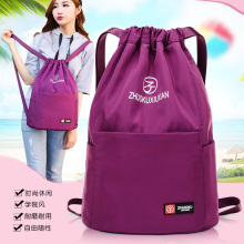 双肩包mo容量布包束tw背包时尚百搭旅行包补习补课包
