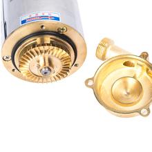 150mo家用全自动rb增压泵热水器静不锈钢水泵电动