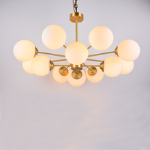 北欧轻mo现代客厅吊rb网红创意卧室灯具简欧美式家用餐厅灯饰