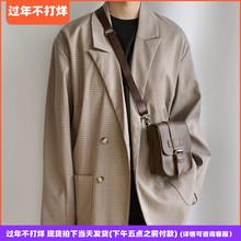 KAFmuAsSHOdl搭扣(小)包单肩斜挎男女中性韩国街拍男士个性潮包邮